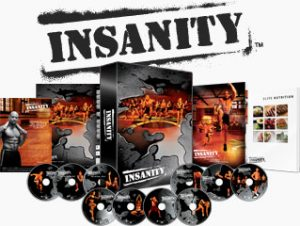 Insanity ~ Get Fit or Get Out