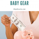 Spend Less on Baby Gear