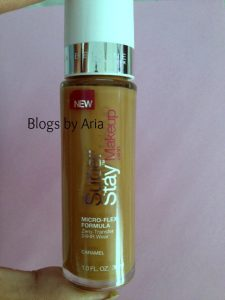 Beauty Review:  Maybelline Super Stay Makeup