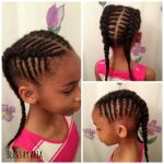 A Go To hairstyle for Brianna's Hair Series