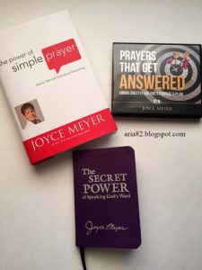 Travel with Me – Joyce Meyer Conference