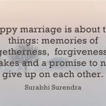 marriage quotes -- a happy marriage