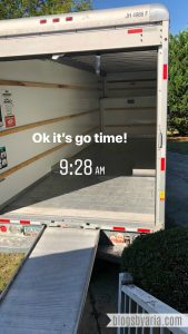 Life Lately — All Moved In