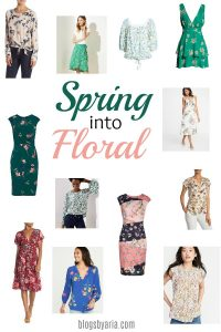 Spring into Floral
