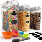 Cereal Container Storage Set