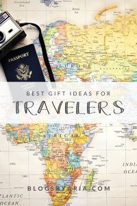 Top 5 Christmas Gifts for People Who Travel