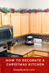 Christmas Kitchen and More