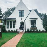 Modern French Cottage Surprise home