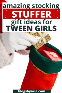 Stocking Stuffer Ideas for Tweens and Teens