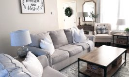 Living Room Decor Refresh
