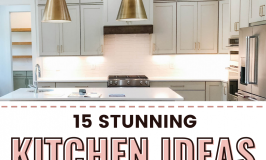 15 Beautiful Kitchen Design Ideas