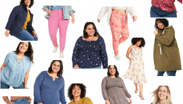 Old Navy Style for Your Curves