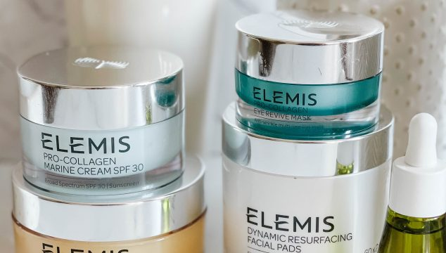 Elemis Skincare First Impressions Review
