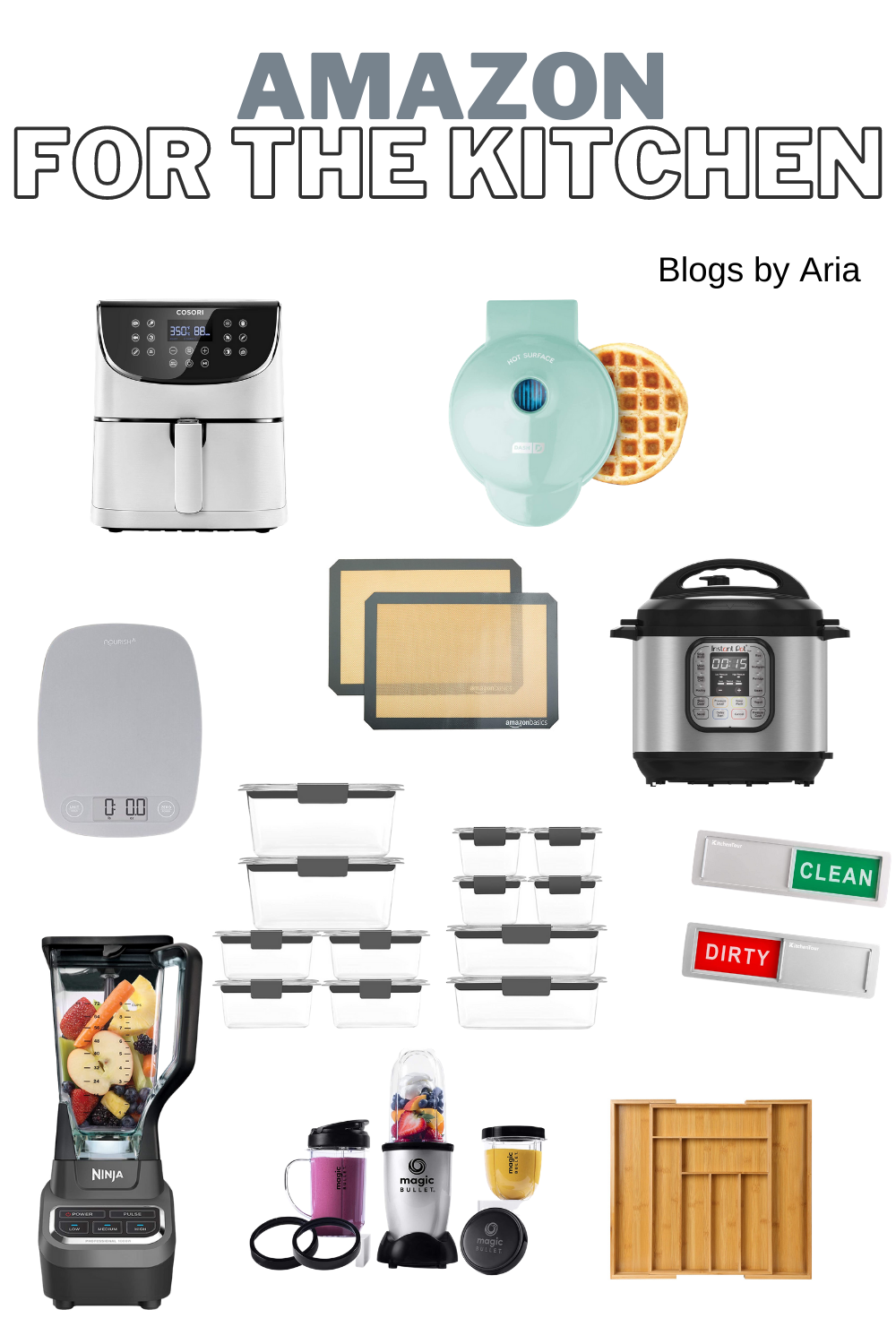 Amazon finds for the kitchen