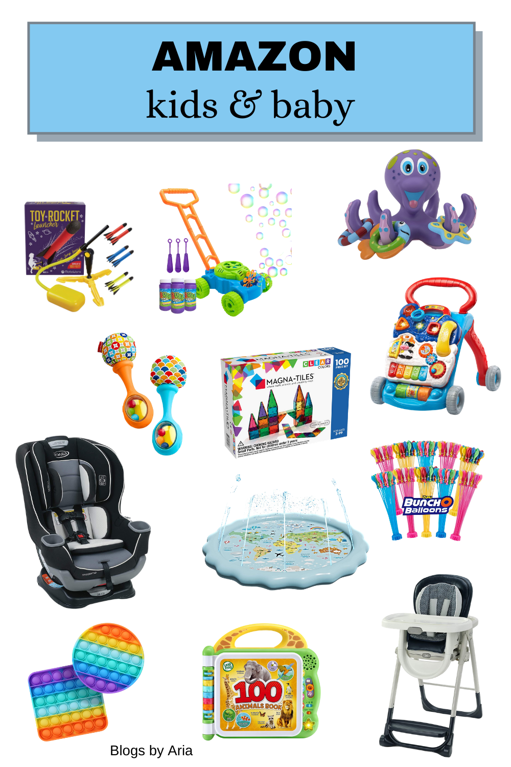 Amazon kids and baby finds
