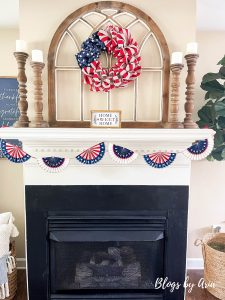 Fourth of July Home Tour