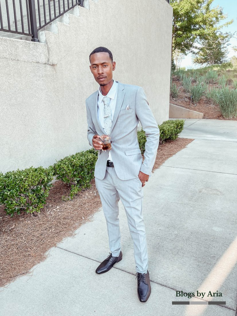 affordable suit for men to wear to wedding