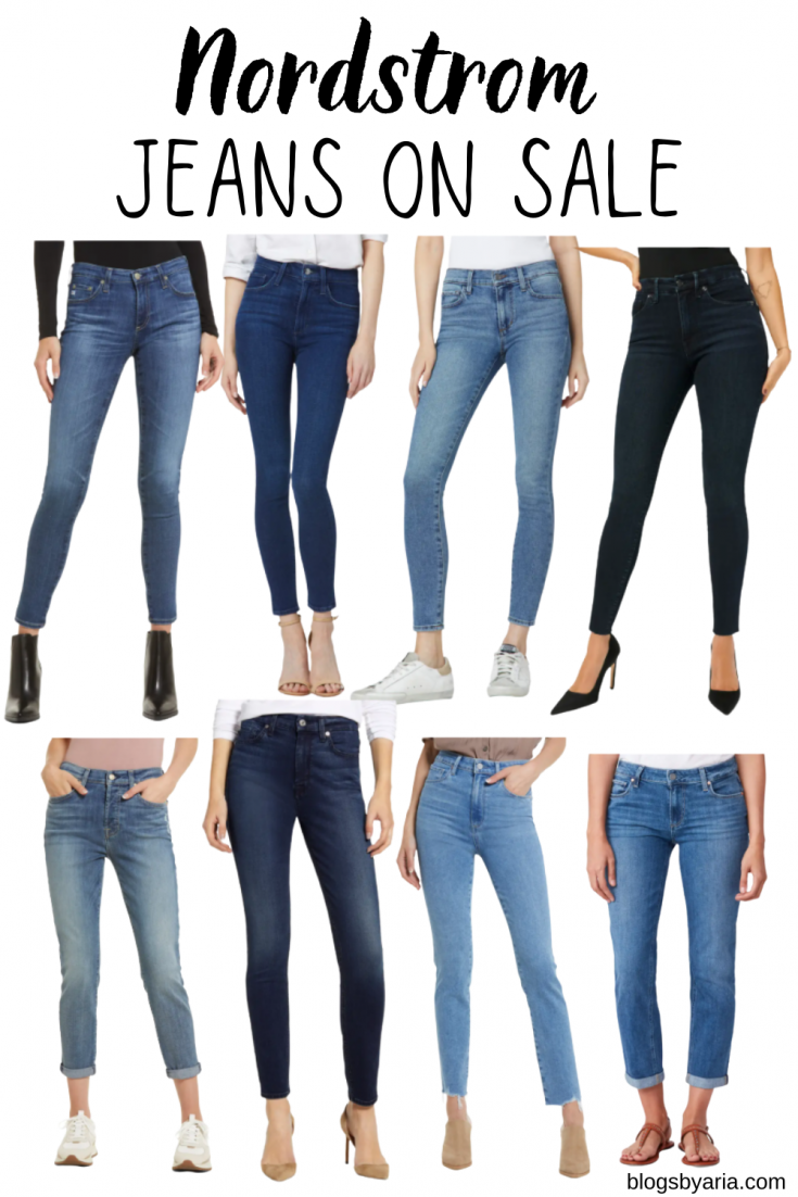 Nordstrom Anniversary Jeans on Sale