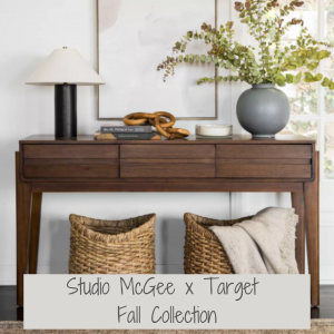 Studio McGee X Target 2021 Fall Collection