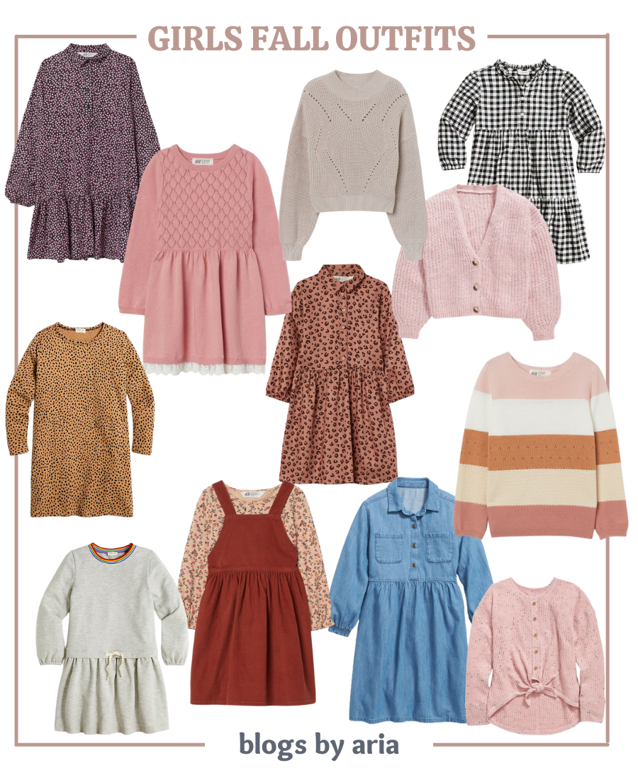 fall outfit ideas for girls