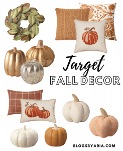 60 Fall Decor Finds